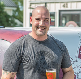 Steve Gagner : 14th Star Brewing Co. - Founder